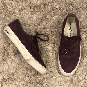 SeaVees Suede Leather Dharma Legend Sneaker